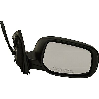 Side View Mirror Power Heated Black Passenger Right RH for 09-13 Toyota Matrix