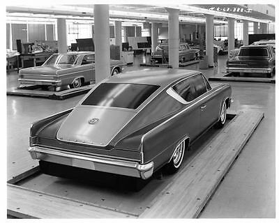 1965 AMC Rambler Marlin Concept Automobile Photo Poster zad8047-89NR9R