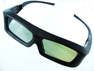 Lot of 10 Original Philips PTA02 3D HD Active Glasses Goggles for Philips 3D TVs