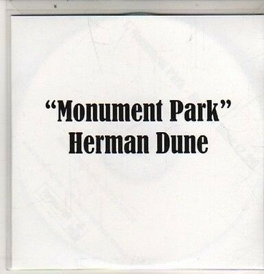 (DB585) Monument Park, Herman Dune - 2012 DJ CD