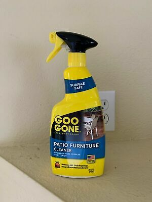 6 Pk 32 Oz Citrus Goo Gone Spray Patio Furniture Cleaner T080