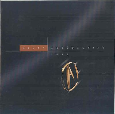 1998 Acura Accessories Brochure mx1644-OYHKPU