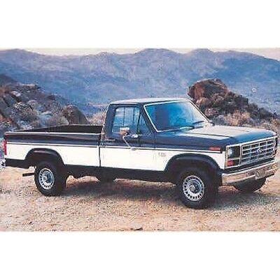 1985 Ford F150 Truck Postcard pc713-GCCMUB