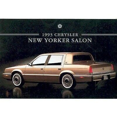 Salon chrysler new yorker dodge monaco salon emblem chrome for 1993 chrysler new yorker salon