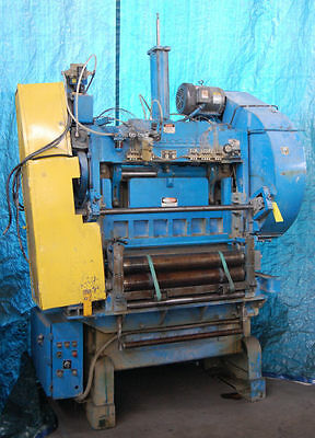 "60 Ton Rousselle ""6Ss44"" Straight-Side Two Point Press - #26572"