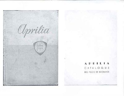 1937 Lancia Aprilia Illustrated Parts Book French mx483-VLPE6R