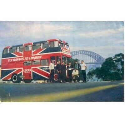 1960 Bristol Bus Postcard mp5283-NAM77K