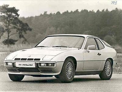 1979 Porsche 924 Turbo Factory Photograph x6211-BMG6PY