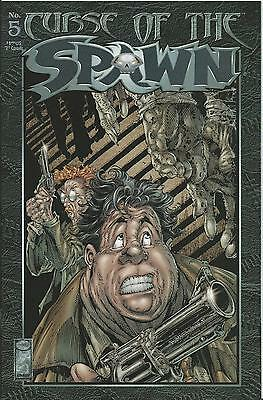 Curse Of The Spawn #5 (Image)
