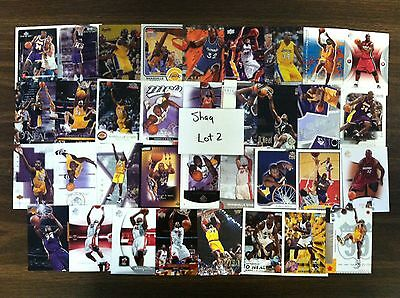 Shaquille O'Neal Shaq 35 card lot all different (lot 2)