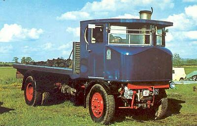 1931 Sentinel Steam Wagon Truck Postcard po1095-94KNDJ
