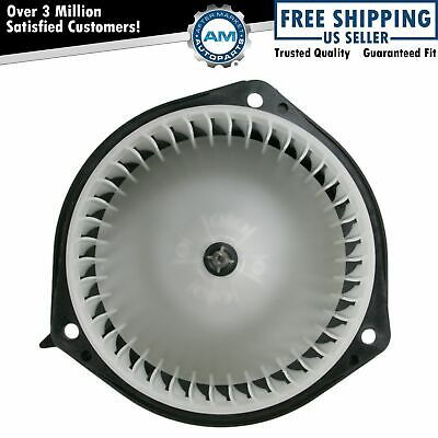 A/C Heater Blower Motor w/Fan Cage for Impala Monte Carlo Grand Prix