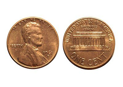 1961-D  Lincoln Cent - RPM-047  #47  Choice bu red  #2275
