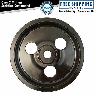 Power Steering Pump Pulley for 93-98 Jeep Grand Cherokee V8