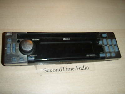 Clarion DB355MP Faceplate Tested Good Guaranteed!