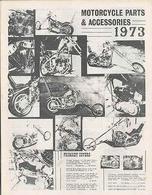1973 California Supply Co Part & Accessory Brochure 67027-94XXKW