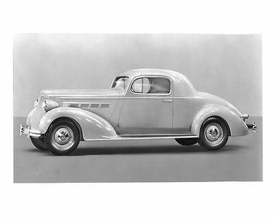 1936 Packard 120 Business Coupe Factory Photo ae0882-8SZJAG