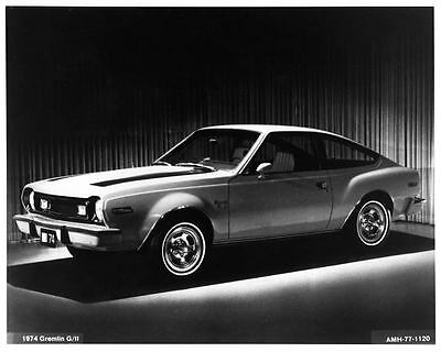 1974 Gremlin Factory Photo ad4009-GXWOME