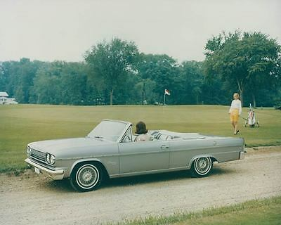 1966 AMC Rambler Classic 770 Convertible Factory Photo ad4189-UGGP5W