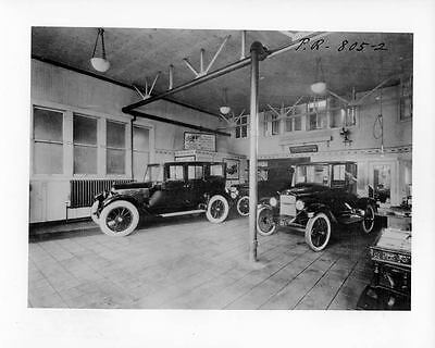 1921 Willys Overland Factory Photo ad4246-TNLB4J