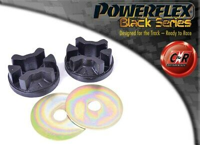 BMWMini1 R52Cab 11/02-07/08 Powerflex Black Up Engne Supprt Brkt Lrg PFF5-105BLK