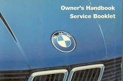 1985 BMW 318i and 325e Owner's Manual fo194-ALYIUC