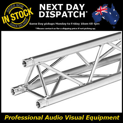 3 Metre Tri Truss 290mm Heavy Duty Trussing Aluminium Tube Lighting Stand 3m