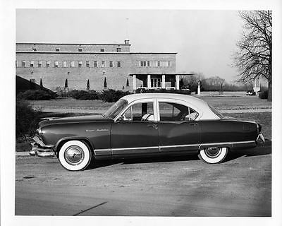 1953 Kaiser Frazer Factory Photo ad6437-OUXN6Z