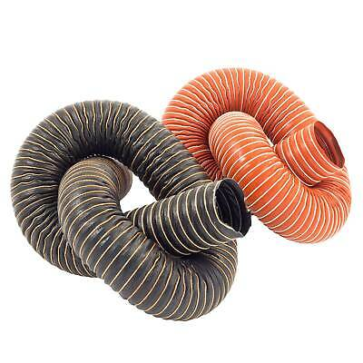 APS Flexible Ducting Hose Neoprene Or Silicone Brake / Hot Or Cold Air Induction