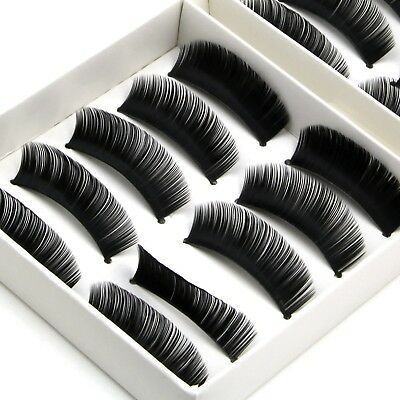 10 Pairs Thick Natural Fake False Eyelashes Eye Lashes