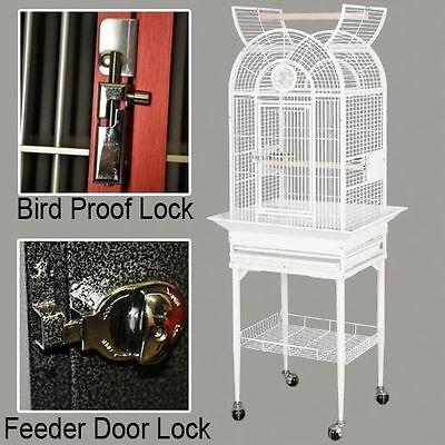 Kings Cages SLUX 1816 PARROT CAGE bird toy toys Parakeet Canary cockatiel lories