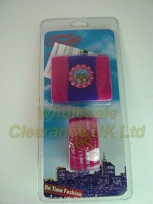 Joblot Of 20 Fame Sweatband Watches And Bangles Sets