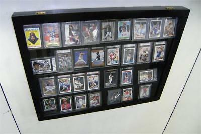 PSA Card Display Case Horzt Beckett for Graded Cards Holds 36 SGC / BCCG / BGS
