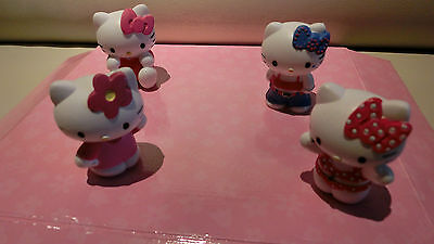 Hello Kitty Figuren 4 er Box