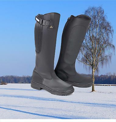 Mountain Horse Rimfrost Rider II Thermoreitstiefel, Rimfrost 2 Winterstiefel