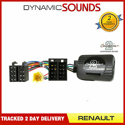 PIONEER Steering Control Adaptor Phone Button Support For Renault Clio Megane
