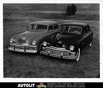1949 Kaiser & Frazer Factory Photo ad9607-QGBFLN