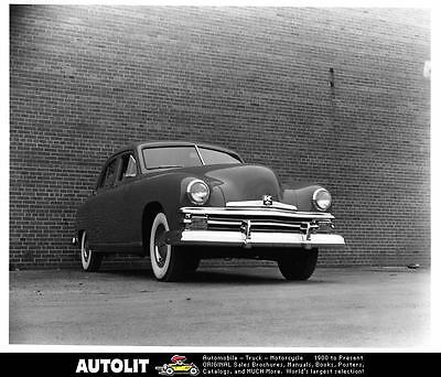 1949 Kaiser Factory Photo ad9604-E1ABWR