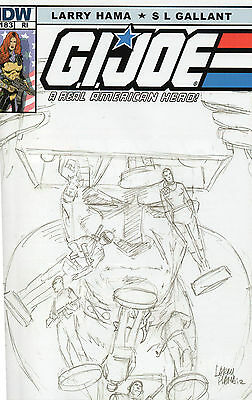 G.I. Joe #183 (NM)`12 Hama/ Gallant (VARIANT)