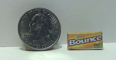 Dollhouse Miniature Laundry Washing Powders I Box 1:12 Scale A19  Dollys Gallery