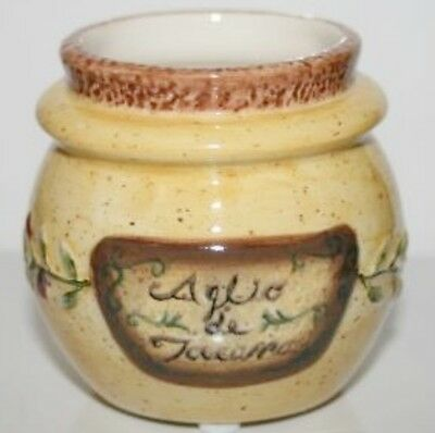 YANKEE CANDLE Votive or Tealight HOLDER ~ TUSCAN ~ BRAND NEW ~ A PIECE OF ITALY