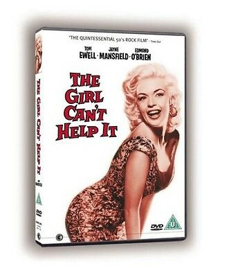 The Girl Can't Help It - DVD NEW & SEALED - Tom Ewell, Jayne Mansfield