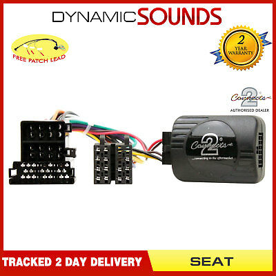 DS-ST002.2 Steering Wheel Control Interface Adaptor For Seat Ibiza Leon Toledo