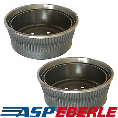 2 Bremstrommeln HA Brake Drum rear Voyager + Dodge Caravan 86-95