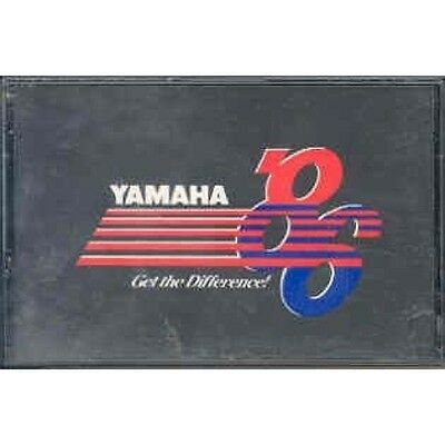 1986 Yamaha Motorcycle Theme Music Cassette Tape 133658-B7S3O8