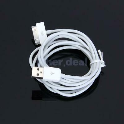 2M USB Kabel Datenkabel Ladekabel für iPad iPod Mini Touch iPhone 4G 3GS 4S 4 3G