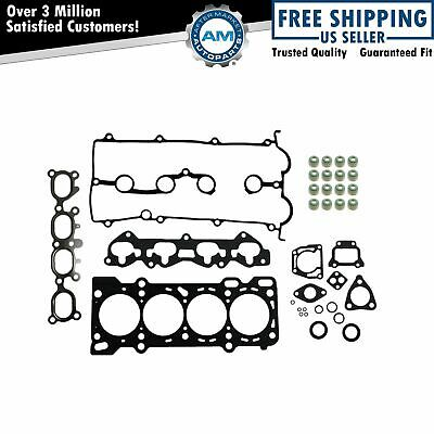 Engine Head Intake Exhaust Manifold Gasket Set Kit For Probe