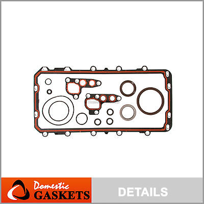 Lower Gasket Set Fits Ford E-Series F-Series Mustang Lincoln Mercury 4.6L 5.4L