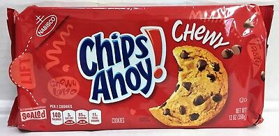 Nabisco Chips Ahoy Chewy Cookies 13 oz