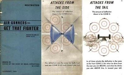 Air Gunners - Get That Fighter Manual - c1944